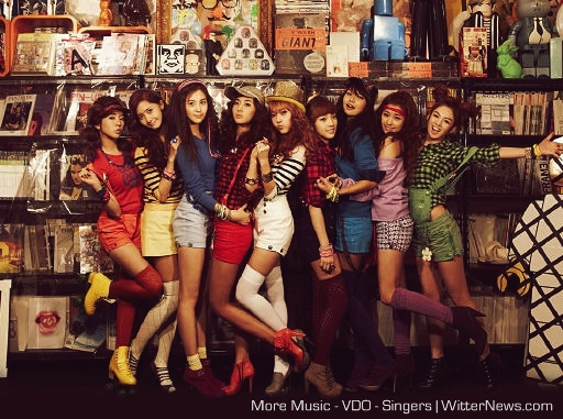 Oh! Girls Generation [SNSD] MV Download 소녀 시대