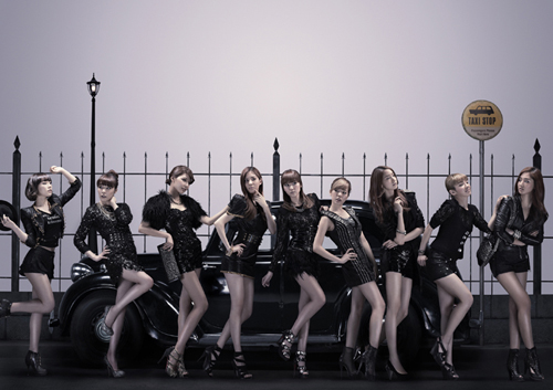 MV เพลง Mr. Taxi - SNSD Girls' Generation 소녀시대